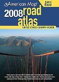 United States Road Standard Atlas 2008