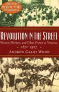 Revolution in the Street Women, Workers and Urban Protest in Veracruz, 1870-1927