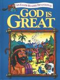 God Is Great: An Eager Reader Devotional - Daryl J. Lucas - Hardcover
