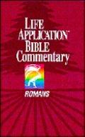 Life Application Bible Commentary: Romans - Bruce B. Barton - Hardcover