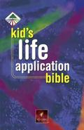 Kids' Life Application Bible New Living Translation