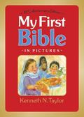 My First Bible in Pictures Baby Pink