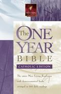 One Year Bible New Living Translation, Catholic