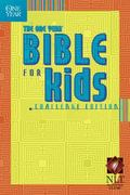 One Year Bible for Kids Challenge Edition; Greatest Bible Passages Arranged in 365 Daily Rea...