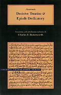 Decisive Treatise and Epistle Dedicatory Determining the Connection Between the Law and Wisdom