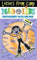 Letters from Camp Mad Libs Fun Stationery to Fill out and Mail!