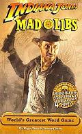Indiana Jones (Mad Libs Series)