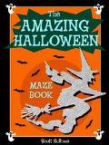 Amazing Halloween Maze Book