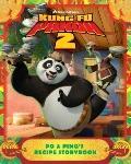 Kung Fu Panda 2 : Po and Ping's Recipe Storybook