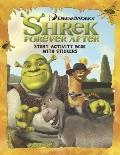 Story Activity Book with Stickers (Shrek Forever After)