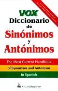 Vox Diccionario De Sino Nimos Y Anto Nimos