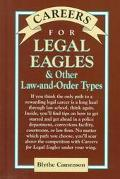 Careers for Legal Eagles & Other Law-And-Order Types