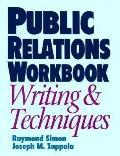 Public Relations Workbook:writing+tech.