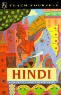 Teach Yourself:hindi...w/2 Audio Tapes