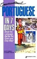 Conversational Portuguese in 7 Days - Shirley Baldwin - Paperback