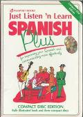 Just Listen 'N Learn Spanish Plus (Just Listen N' Learn) (Spanish Edition)