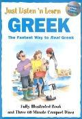 Just Listen 'N Learn Greek