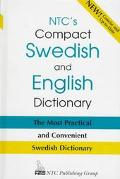Ntc's Compact Swedish and English Dictionary