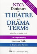 Ntc's Dictionary of Theatre and Drama Terms