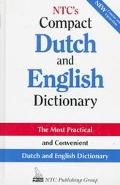 Ntc's Compact Dutch & English Dictionary The Most Practical & Concise Dutch & English Dictio...