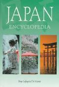 The Japan Encyclopedia - Boye LaFayette De Mente - Hardcover