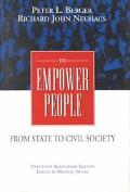 To Empower People From State to Civil Society