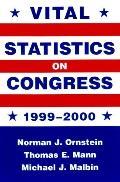 Vital Statistics on Congress 1999-2000