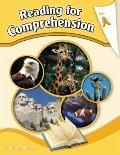 Reading Comprehension Workbook: Reading for Comprehension, Level A - 1st Grade