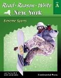 Read, Reason, Write: New York : Student Book Level A (grade 1) Extreme Sports