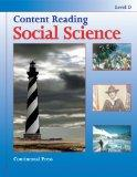Content Reading: Social Science, Level D