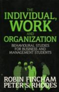Individual, Work, and Organization Behavioural Studies for Business and Management Students