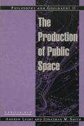 Production of Public Space