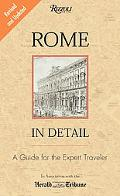 Rome In Detail Revised and Updated Edition