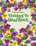 Vanessa-Ann's Holidays in Cross Stitch, Vol. 1 - Oxmoor House - Paperback