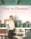 How to Decorate The Best of Martha Stewart Living
