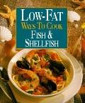 Low-Fat Ways to Cook Fish and Shellfish - Susan M. McIntosh - Hardcover - SPIRAL