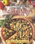 Cooking Light One-Dish Meals Cookbook