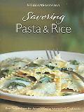 Savoring Pasta & Rice Best Recipes from the Award-Winning International Cookbooks