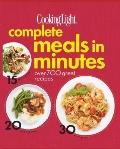 Complete Meals in Minutes : Over 700 Great Recipes