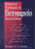 Numerical Techniques in Electromagnetics