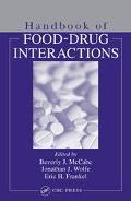 Handbook of Food-Drug Interactions