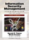 Information Security Management Handbook 2003