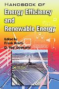 Handbook of Energy Conservation And Renewable Energy