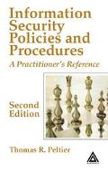 Information Security Policies and Procedures A Practitioner's Reference