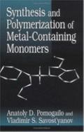 Synthesis and Polymerization of Metal-Containing Monomers