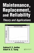 Maintenance, Replacement And Reliability Theory And Applications