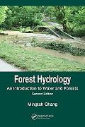 Forest Hydrology An Introduction to Water And Forests