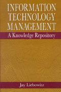 Information Technology Management A Knowledge Repository