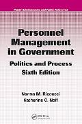 Personnel Management in Government Politics And Process