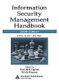 Information Security Management Handbook 2006
